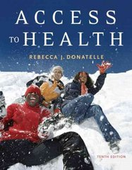 Access to Health 10th edition 9780805332490 0805332499