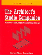 The Architect's Studio Companion 4th edition 9780471736226 0471736228