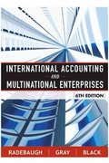 International Accounting and Multinational Enterprises 6th Edition 9780471652694 0471652695