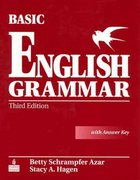 Basic English Grammar, Third Edition (Full Student Book with Audio CD and Answer Key) 3rd edition 9780131849372 0131849379