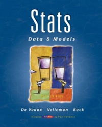 Stats: Data and Models 2nd edition 9780321433794 0321433793