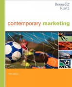 Contemporary Marketing (with Audio Chapter Review CD-ROM and InfoTrac ) 12th edition 9780324236736 0324236735