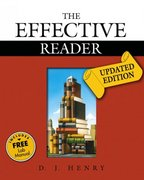 The Effective Reader 0 9780321321404 0321321405