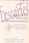 Descartes and His Contemporaries 2nd edition 9780226026305 0226026302