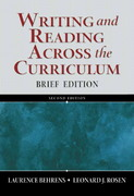 Writing and Reading Across the Curriculum 2nd edition 9780321395818 0321395816