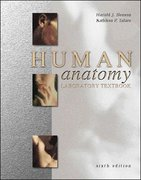 Human Anatomy Laboratory Textbook 6th edition 9780697342294 0697342298