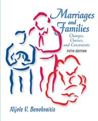 Marriages and Families 5th edition 9780131305168 0131305166