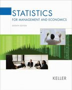Statistics for Management and Economics (with CD-ROM and InfoTrac ) 7th edition 9780534491246 0534491243