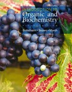 Introduction to Organic and Biochemistry (with CD-ROM and InfoTrac) 5th edition 9780534401887 0534401880