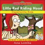Easy Spanish Storybook: Little Red Riding Hood (Book + Audio CD) 1st edition 9780071461641 0071461647