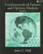 Fundamentals of Futures and Options Markets 5th edition 9780131445659 0131445650