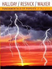 Fundamentals of Physics 7th edition 9780471216438 0471216437