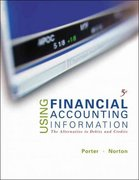 Using Financial Accounting Information 5th edition 9780324645101 0324645104