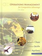 Operations Management for Competitive Advantage with Student DVD 11th Edition 9780073121666 0073121665