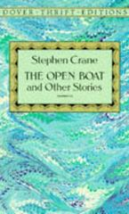 The Open Boat and Other Stories 1st Edition 9780486111209 0486111202