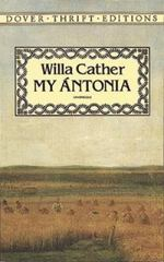 My ntonia 1st Edition 9780486114835 048611483X