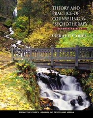 Theory and Practice of Counseling and Psychotherapy (with Web Site, Chapter Quiz Booklet, and InfoTrac ) 7th edition 9780534536053 0534536050