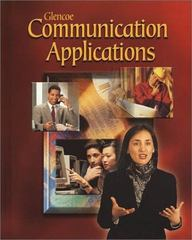 Communication Applications, Student Edition 1st Edition 9780028172446 0028172442