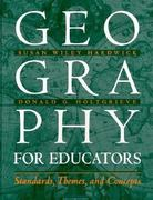 Geography for Educators 2nd edition 9780134423777 0134423771