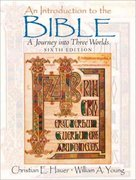 An Introduction to the Bible 6th edition 9780131189669 0131189662