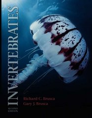 Invertebrates 2nd Edition 9780878930975 0878930973