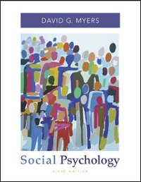 Social Psychology 9th edition 9780073531892 0073531898