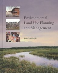 Environmental Land Use Planning and Management 1st Edition 9781559639484 1559639482