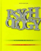Psychology 5th Edition 9780132208406 0132208407