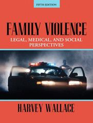 Family Violence 5th edition 9780205573547 0205573541