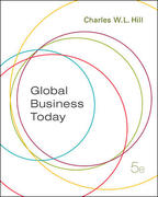 Global Business Today 5th edition 9780073210544 0073210544