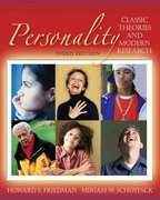 Personality 3rd edition 9780205439652 0205439659