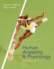Human Anatomy And Physiology 7th edition 9780805359107 0805359109