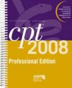 CPT 2008 Professional Edition 1st edition 9781579479404 1579479405