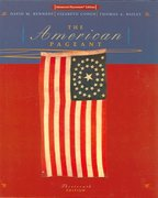 The American Pageant 13th edition 9780618479276 0618479279