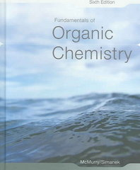 Fundamentals of Organic Chemistry 6th edition 9780495012030 0495012033