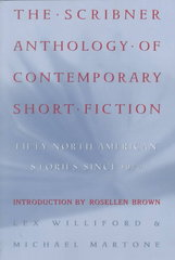 The Scribner Anthology of Contemporary Short Fiction 0 9780684857961 0684857960