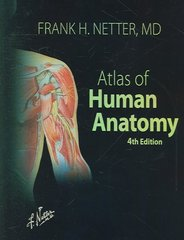 Atlas of Human Anatomy 4th Edition 9781416033851 1416033858
