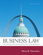 Business Law 6th edition 9780131984936 0131984934