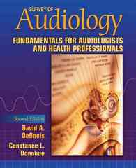 Survey of Audiology 2nd Edition 9780205531950 0205531954