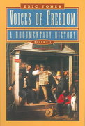 Voices of Freedom 1st edition 9780393925036 039392503X