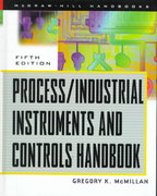 Process/Industrial Instruments and Controls Handbook, 5th Edition 5th edition 9780070125827 0070125821