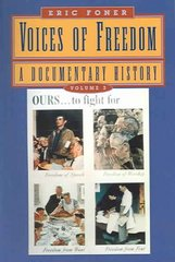 Voices of Freedom 1st Edition 9780393925043 0393925048