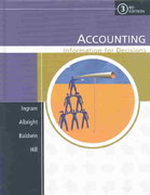 Accounting 3rd edition 9780324183962 0324183968