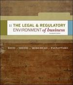 The Legal and Regulatory Environment of Business 14th Edition 9780073048499 0073048496