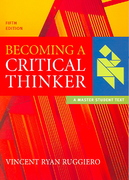 Becoming a Critical Thinker 5th edition 9780618527830 0618527834