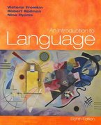 An Introduction to Language 8th edition 9781413017731 1413017738