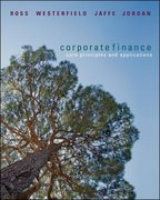 Corporate Finance 1st edition 9780073223605 0073223603