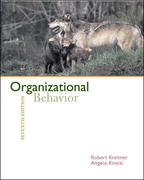 Organizational Behavior with OLC/Premium Content Card 7th edition 9780073224350 0073224359