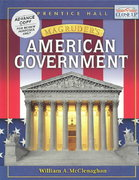 Magruder's American Government 1st Edition 9780131816763 0131816764