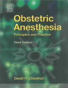 Obstetric Anesthesia 3rd edition 9780323023573 0323023576